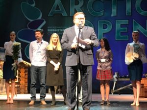 """""""Деревня Уйма в системе Интернет"""" из Карелии отметилась на фестивале Arctic open"""