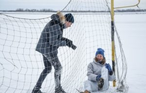 """Arctic open снимает кино. Операторы лаборатории """"Киноистория в танце"""" приступили к работе"""