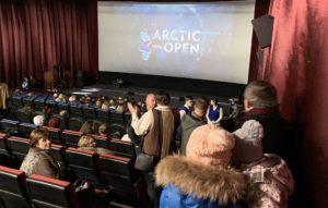 ТАСС о старте Киномарафона Arctic open